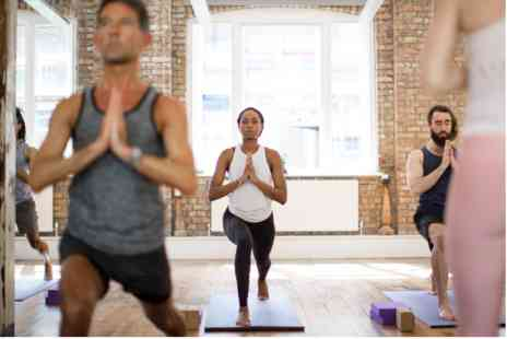 Virgin Experience Days - Ten Classes at triyoga, Londons Top Destination Yoga Centres - Save 0%