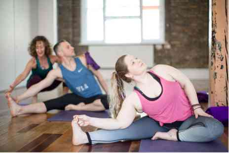 Virgin Experience Days - Five Classes at triyoga, Londons Top Destination Yoga Centres - Save 0%