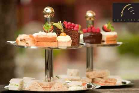 The Crazy Bear Group - Afternoon Tea - Save 51%
