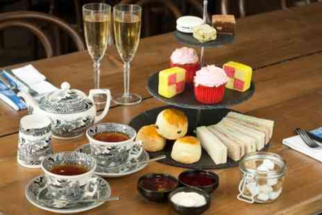 The H Boutique Hotel - Sparkling Afternoon Tea for Two or Four - Save 33%