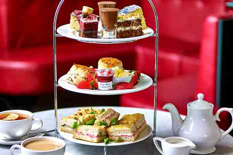 Cafe Rouge - Afternoon tea for Two - Save 20%