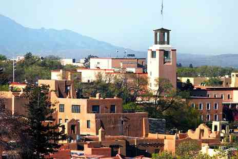 Hotel Santa Fe - Visit Santa Fe, with its pueblo style architecture, winding streets and art galleries - Save 0%