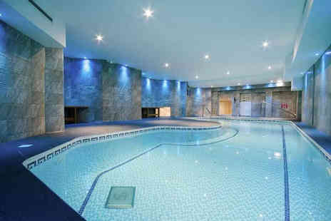 Durley Dean Hotel - Two treatments, leisure access, a glass of Prosecco, afternoon tea and a voucher for one - Save 0%