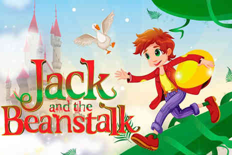 Oldham Coliseum Theatre - Ticket to Jack and the Beanstalk choose from four dates - Save 56%