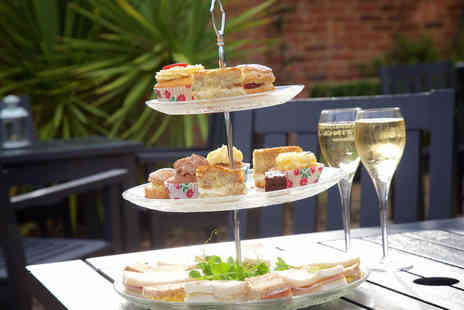 The Talbot Hotel - Afternoon tea and Prosecco for two people - Save 50%