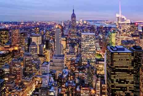Manhattan Hotels with Breakfast - 3 To 5 Nights at Choice of Manhattan-Based Hotels with Breakfasts and Direct Flights - Save 0%