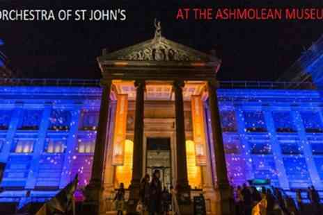 Ashmolean Proms 2020 - One ticket from 14th February To 13th December 2020 - Save 50%