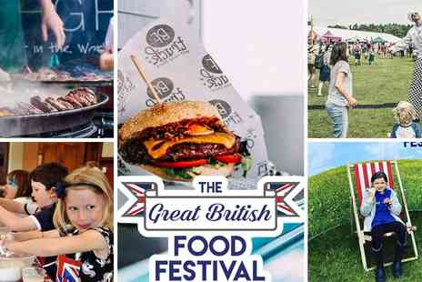 Encore Tickets - The Great British Food Festival The Perfect Recipe for a Fun, Foodie, Family Day Out - Save 52%