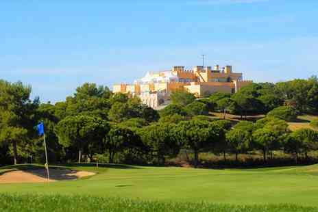 Castro Marim Golfe and Country Club - Four Star Spectacular Golf Resort in Dream Location for two - Save 78%