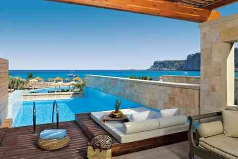 The Aquagrand - Five Star Luxury Collection Charming Adults Only Suites with Aegean Sea Views - Save 44%
