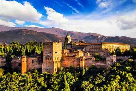 Andalucia Fly Drive from Granada to Malaga - Four Star Unique Fly Drive Across Glorious Granada, Cultural Cordoba and Sublime Seville - Save 34%