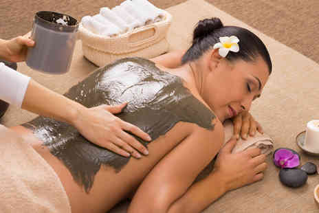 Martina Christine Beauty Studio - 75 minute Winter Warming pamper package for one person including a full body marine mud sauna wrap, Indian head massage and a full body massage - Save 0%