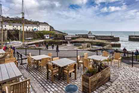 St Austell Brewery - Cornwall harbour stay with wine - Save 45%