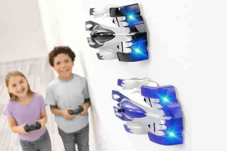 My Brand Logic - Remote control wall climbing car toy - Save 69%