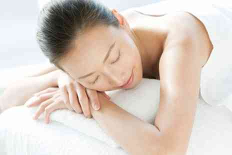 Natural Therapy Centre - Deep Tissue Massage or Full Body Massage with Foot or Head Massage - Save 37%