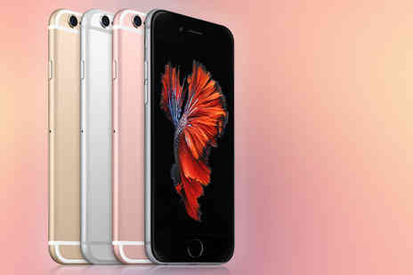 Renew Electronics - Refurbished 16GB Apple iPhone Choose from four colours - Save 72%