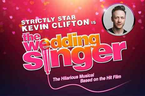Encore Tickets - The Wedding Singer at Wembley Park Theatre - Save 0%