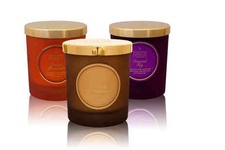 Shearer Candles - Bundle of three jar candles - Save 0%