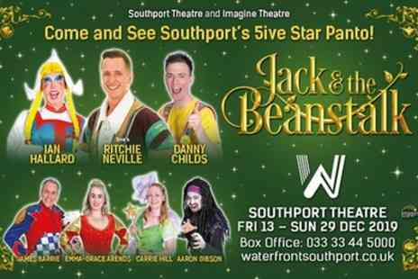 Southport Theatre - Tickets to see Jack and The Beanstalk - Save 48%