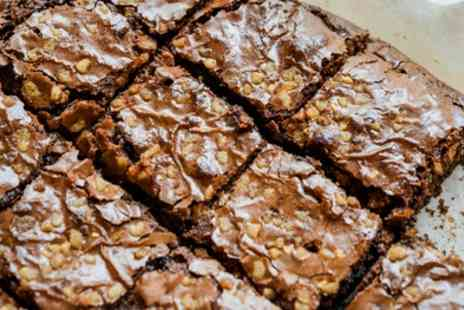 Madame Chocolate - Brownie Making Class for Two or Four - Save 36%