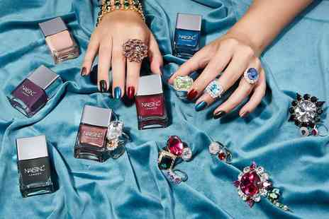 Nails Inc - Six mystery nail polish colours - Save 78%