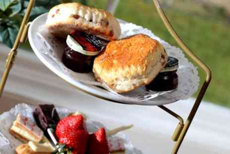 Best Western Claydon Hotel - Afternoon Tea for Two or Four - Save 38%