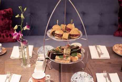 Hilton Hotel - Afternoon Tea and Leisure Access with Optional Fizz for Two or Four - Save 51%