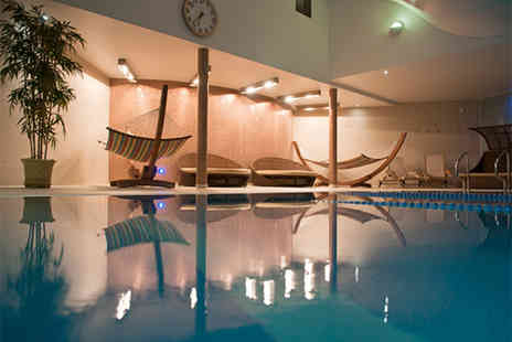 Bannatyne Spa - Deluxe spa package for two people with three treatments each, facility access, two ELEMIS products and a £10 voucher each - Save 68%