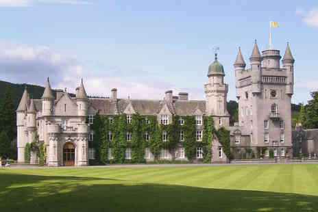 Dalmunzie Castle - Overnight Perthshire stay for two people with breakfast and late check out - Save 47%