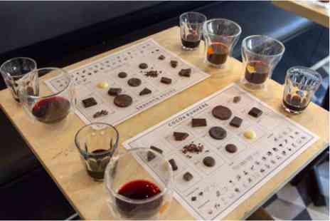 Out of Office Coffee House - Craft Chocolate Tasting Masterclass for Two - Save 0%