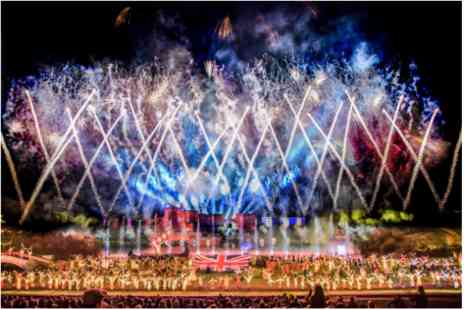 Virgin Experience Days - Entry to Kynren Show An Epic Tale of England for One Adult and One Child - Save 0%