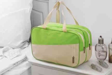 hey4beauty - Waterproof Wet and Dry Separation Bag Choose from 2 Colours - Save 73%
