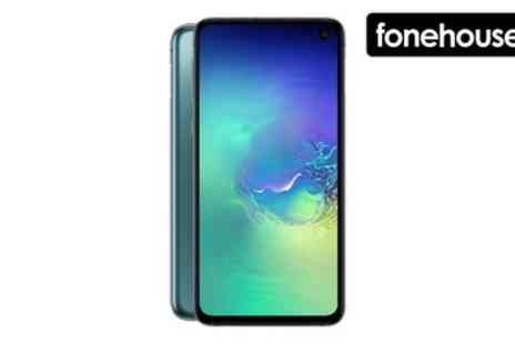 Fonehouse - Samsung Galaxy S10e Contract with 24GB Data - Save 0%
