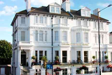 The Devonshire Park Hotel - Victorian hotel stay with dinner - Save 53%