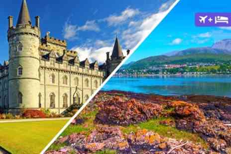 From the Hebrides to the Highlands - Tour for Eight days and Seven nights Car Rental Included - Save 0%