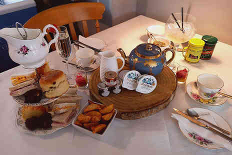 The Honey Pot Tea Room - Afternoon tea for two people - Save 33%