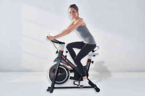 Mhstar - HomCom exercise bike with resistance wheel - Save 0%