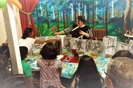 Art Studio - Art Classes - Save 0%