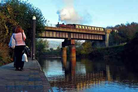 Avon Valley Railway - Two all day rover tickets - Save 50%
