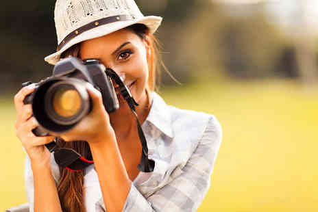 Educator London - Online ultimate photography bundle - Save 97%