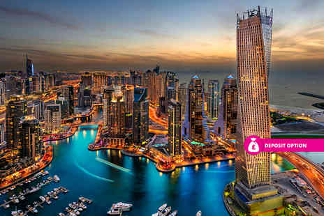 Weekender Breaks - Four Star 10 nights trip to Dubai and Bali including all flights - Save 27%