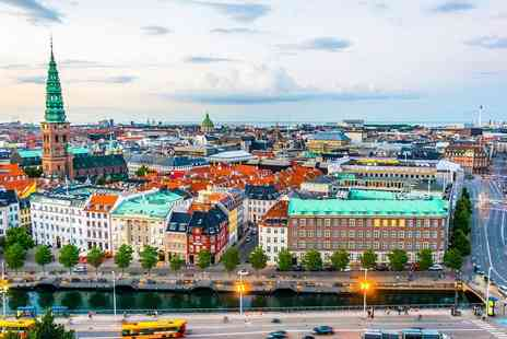 Crystal Travel - Five nights Copenhagen and Oslo break with flights and ferry transfer - Save 60%
