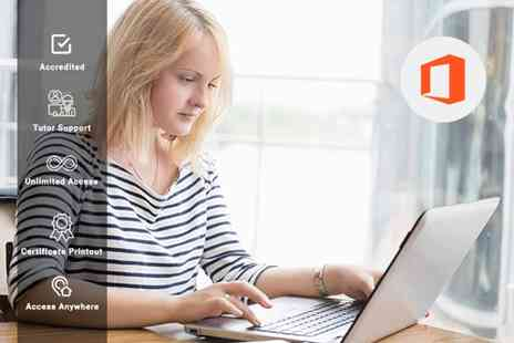 Educator London - Online Microsoft Office 8 course bundle - Save 94%