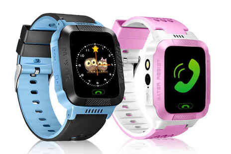 Secret Storz - Child safety GPS smart watch - Save 86%