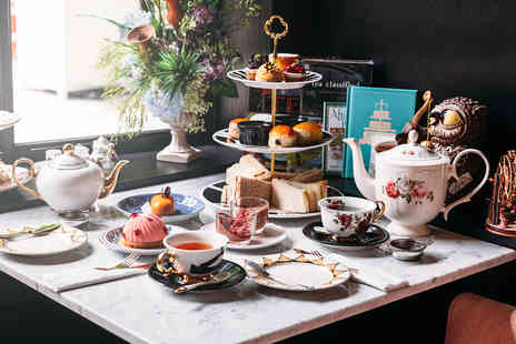 Lion Rock Tea Rooms - Vegan afternoon tea for two - Save 40%