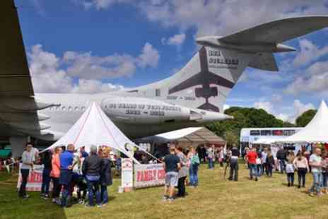Royal Air Force Museum - Two adult or one family ticket to Cosford Food Festival from 18th To 19th July - Save 25%