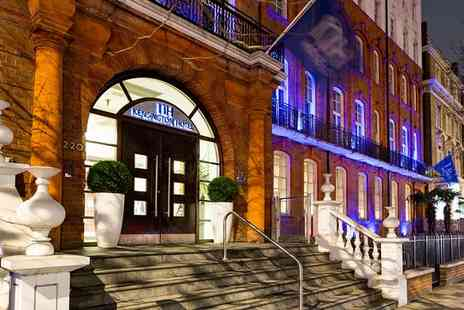 NH Kensington - Four Star Exclusive South West Location with Fine Rooms for two - Save 80%