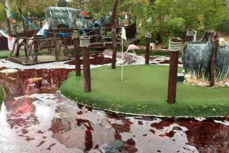Rascal Bay Margate - Mini Golf Experience for Up to Four - Save 29%