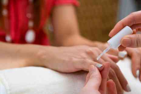 LaserClear - Gel Manicure and Pedicure or Both - Save 82%