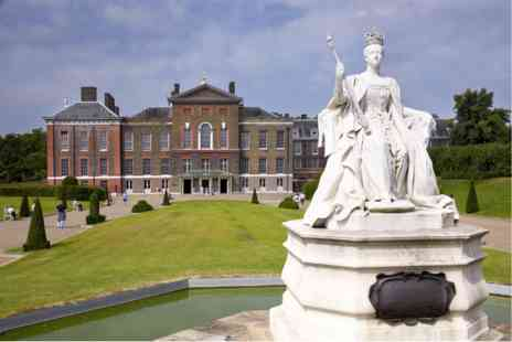 Harrods - Visit to Kensington Palace and Sharing Platter with Champagne for Two - Save 0%